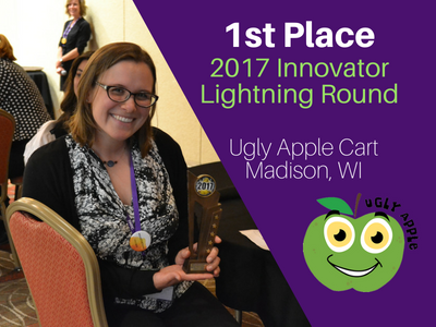 Ugly Apple Cafe, 1st Place Win