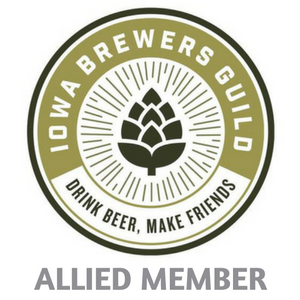 Iowa Brewers Guild Allied Member