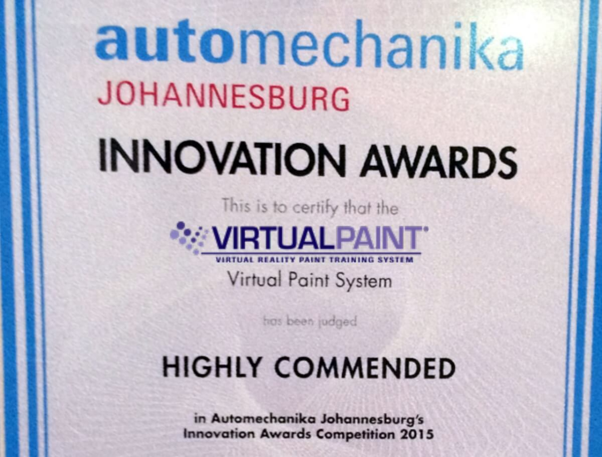 Automechanika Johannesburg Innovation Award