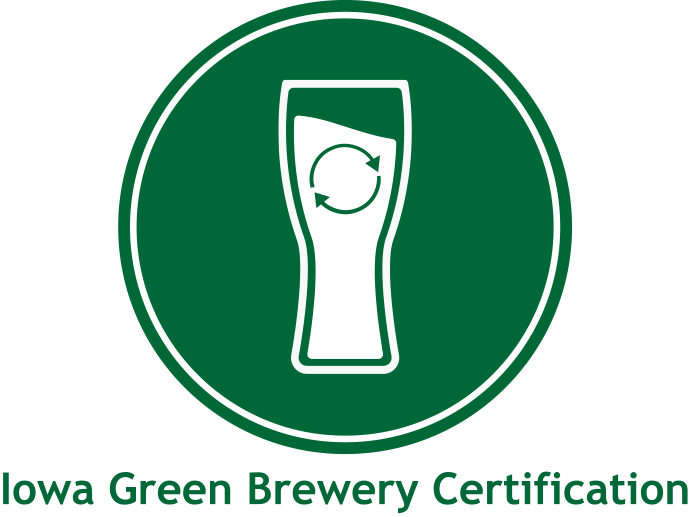 Iowa Green Brewery Certification