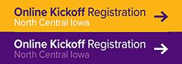 North Central Iowa Registration