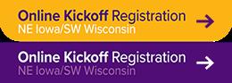 NE Iowa / SW Wisconsin Registration