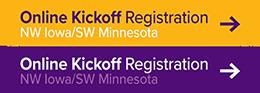 NW Iowa / SQ Minnesota Registration