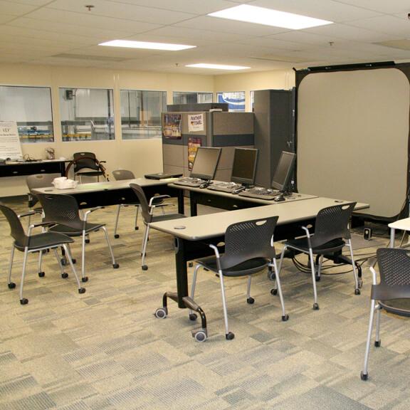 Painter Training Facility - VP Classroom