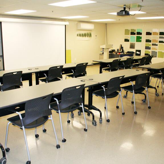 Painter Training Facility - Classroom