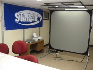 Marine Corps Logistics Base Barstow, STAR4D Classroom
