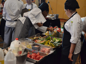Midwest Food Recovery Summit, Food Scraps