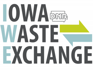 Iowa Waste Exchange logo