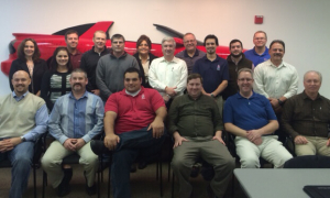 Sherwin Williams Painter Training Participants