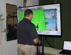 VirtualPaint at Manufacturing Days 2014