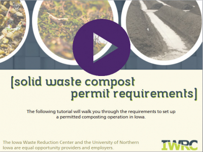Solid Waste Compost Permit Requirements Tutorial