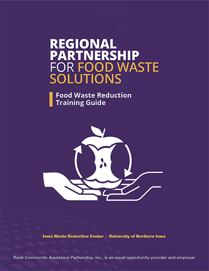Regional Partnership for Food Waste Solutions Training Guide 1 download link