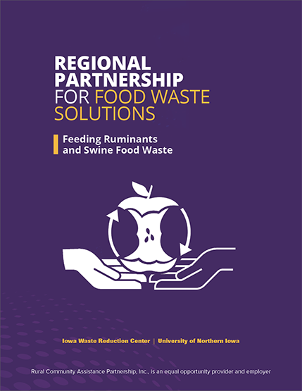 Regional Partnership for Food Waste Solutions Ruminant Feed